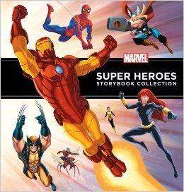 Marvel Super Heroes Storybook Collection Hardcover – November - 2013
