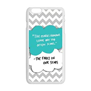 Happy fault in our stars Phone Case for Iphone 6 Plus
