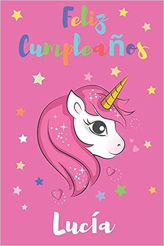 Feliz Cumpleaños Lucía: Regalo para Niños o Niñas | Con ...