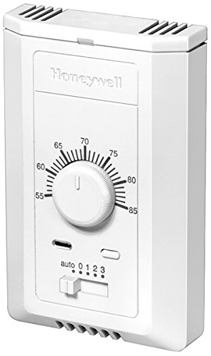Honeywell T7770C1044 Temperature Wall Module, 20 K Ohm Ntc (Nonlinear Temperature Wall Module)