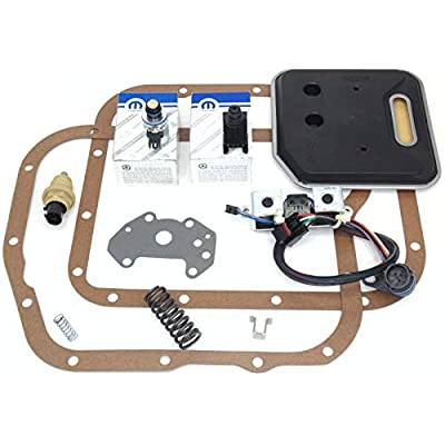 42RE 44RE 46RE 47RE 48RE A500 A518 A618 Master Solenoid Service Kit Pressure Sensor Upgrade OEM GENUINE 2000-On: Automotive