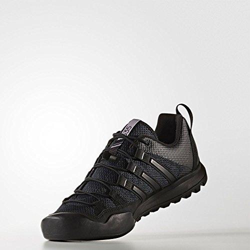 adidas Herren Terrex Solo Trekking-& Wanderhalbschuhe Grau (Dkgrey/Cblack/Chsogr Dkgrey/Cblack/Chsogr)