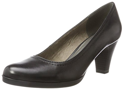 Tamaris Dames Pumps 22471 Zwart (black)