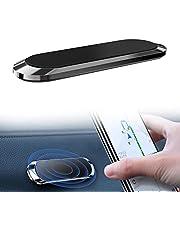 Jxfrice Mini Magnetische Auto Mount Telefoonhouder,Sterke Magneet Mobiele Telefoon Houder voor auto Dashboard Magnetische Mobiele Telefoon Auto Mount