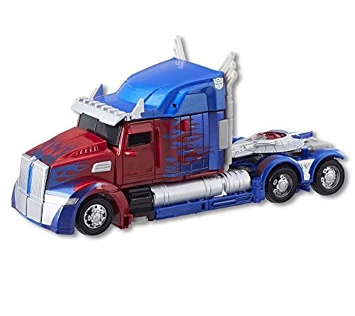 2017 SDCC HASBRO Transformers The Last Knight Optimus Prime Burning Rubber Ed. by Transformers (Image #1)