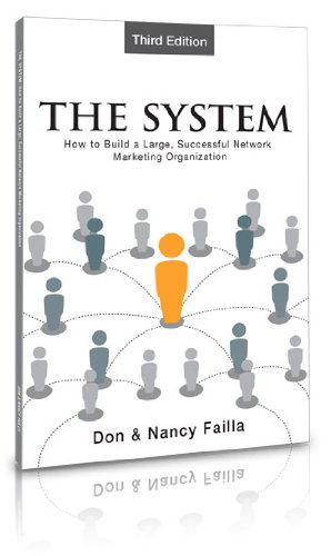 Amazon the system the 3 steps to building a large successful the system the 3 steps to building a large successful network marketing organization by ccuart Choice Image