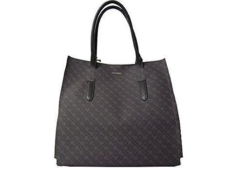 9db2e15e8c GHERARDINI Borsa modello shopping bag, materiale, tessuto e pelle  Articolo:DOGE GH1580-