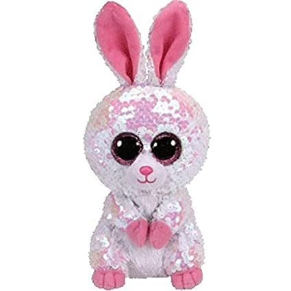 Amazon.com: Ty Beanie Boos - Conejo de peluche con ...