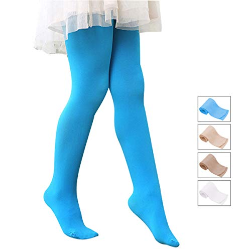 4d6a13c1d Zando Soft Ballet Dance Footed Tights Stretchy Casual Leggings School  Uniform Tights For Toddler Girls