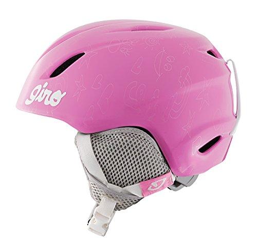 - Giro Launch Childrens Ski Helmet Pink Notebook Small