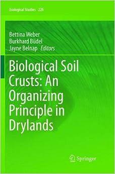 Descargar E Torrent Biological Soil Crusts: An Organizing Principle In Drylands Paginas De De PDF