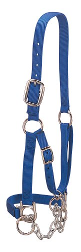 Halter Poly Rope - Weaver Leather Heavy-Duty Restraint Halter
