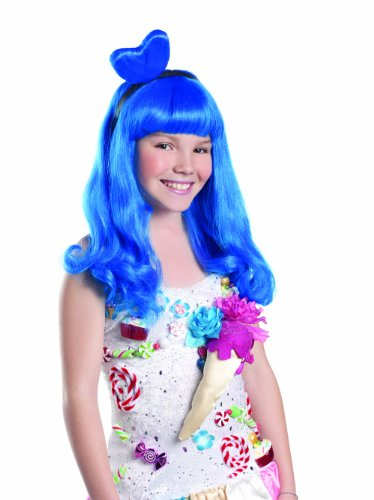 Purple Katy Perry Wig (Party King Candy Girl Wig)