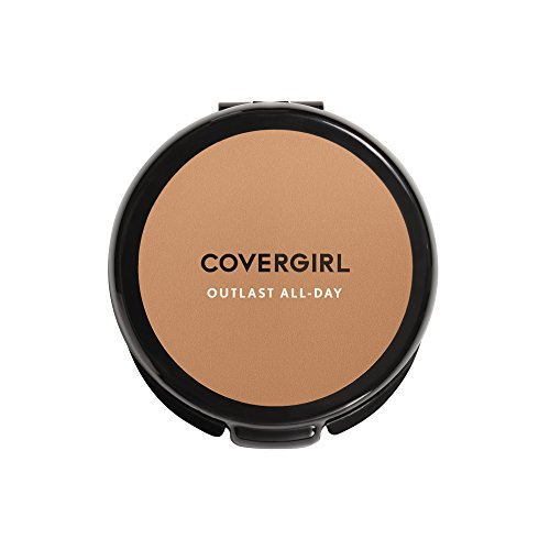 All American Foundation - COVERGIRL Outlast All-Day Matte Finishing Powder Medium to Deep  .39 oz (11 g) (Packaging may vary)