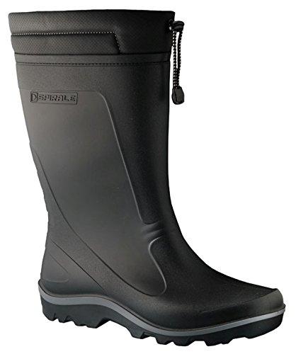 011 Wellington Schwarz Schwarz Stratos Spirale Unisex Boots Adults' tqx0Z6
