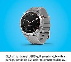 Garmin - Reloj GPS Approach S40: Amazon.es: Deportes y aire libre