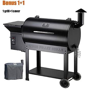 Amazon Com Z Grills Wood Pellet Grills Amp Smoker 700sq In