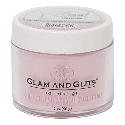 Glam And Glits Acrylic Powder Color Blend Collection BL3014 Prima Ballerina 2 -