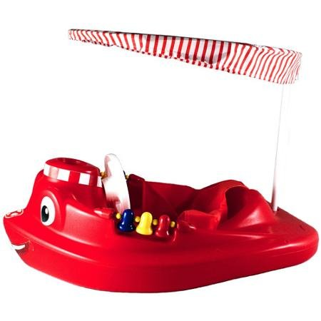 Swimways - Rescue Boat with Canopy