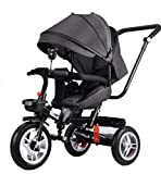 Can Sit and Lie Children's Tricycle Bicycle Baby Stroller Baby Large Toy