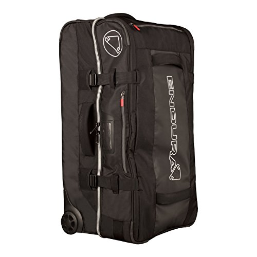 Endura Roller Kit Bag, Schwarz