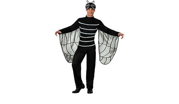 Atosa - Disfraz de mosca para hombre, talla M/L (15613): Amazon.es ...