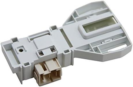 Equivalent to part number C00085194 Ariston  Creda Fagor Hotpoint Indesit New World Washing Machine Door Interlock Switch