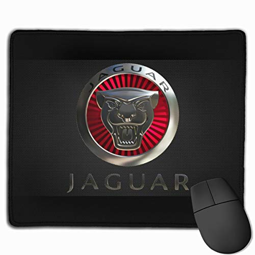 TianXin Design Jaguar-Logo Funny Mouse-Pads for Girls One Size