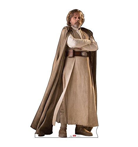 Advanced Graphics Luke Skywalker Life Size Cardboard Cutout
