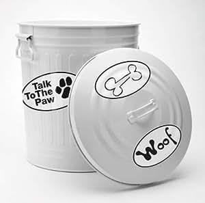 Amazon.com: Designer Dog Food Storage Container ...