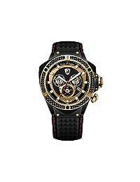 Tonino Lamborghini Mens Watch Chronograph Spyder 3302