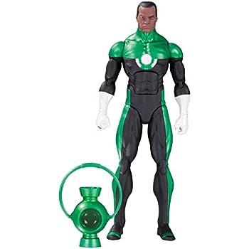 DC Collectibles Comics Icons: Green Lantern John Stewart: Mosaic Action Figure
