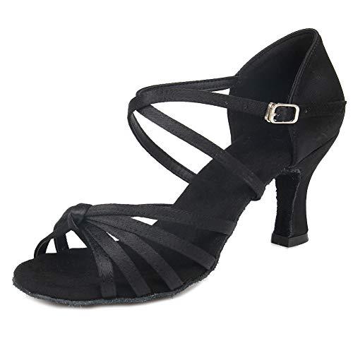 HIPPOSEUS Latino de Zapatos Mujeres Pr Baile xw1xYP