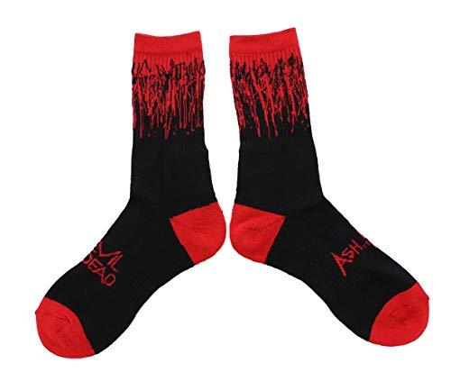 (Ash vs Evil Dead Men's Crew Socks, One Pair)