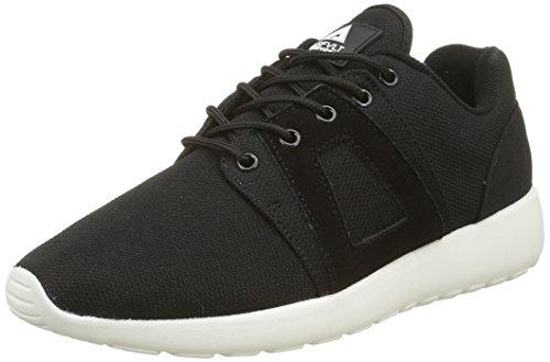 Asfvlt Super - Zapatillas Unisex adulto Noir (Black White)