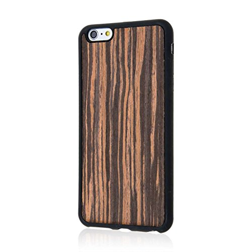 "Apple iPhone 6 Plus 5.5"" Case Tasche Hülle, EMPIRE Embark Series Repurposed Wood Flexible weiche Form-Befestigung, TPU Case Tasche Hülle for iPhone 6 Plus [Perfekte Passform & Präzise Port Ausschnitte"