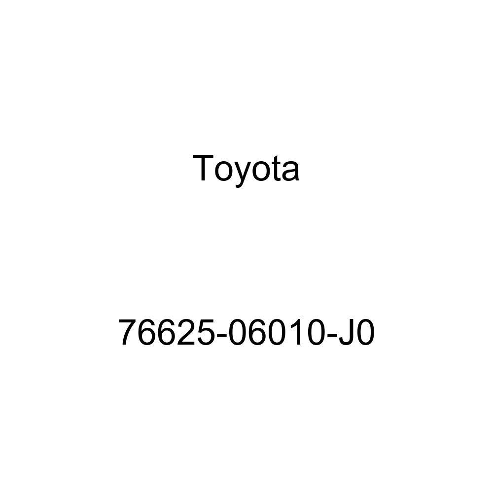 TOYOTA Genuine 76625-06010-J0 Quarter Panel Mudguard Sub Assembly