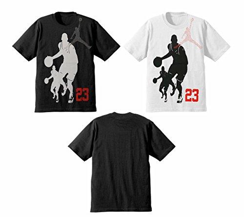 HIPbHOP Men's Michael Jordan Air 23 (X-Large, White)