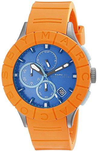 Marc Jacobs Men's Buzz Track Quartz Watch MBM5545