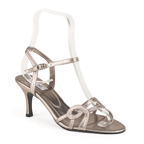 FARFALLA - Zapatos de tacón  mujer Gris - gris