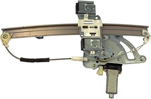 Dorman 741-546 Front Driver Side Power Window Regulator and Motor Assembly for Select Oldsmobile Models