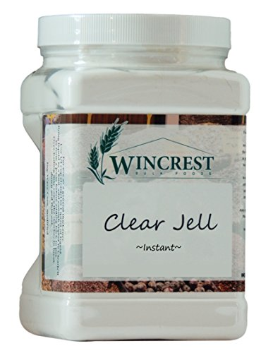 Clear Jel Canning Starch - Instant - 5 Lb Bulk Container