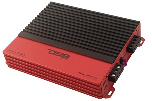 DS18 SLC-X1650.2 Select Series 2 Channel Class Ab Amplifier - 1650 Watts Max Power