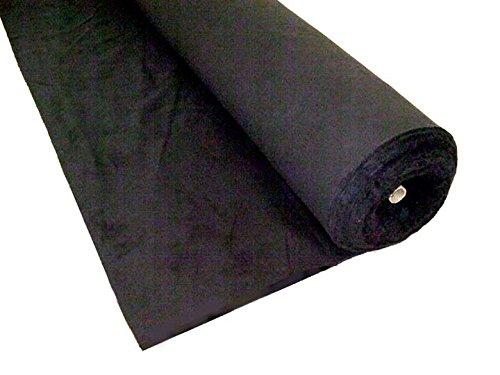 OnlineEEI MDU7505425 Duvetyne F/R Fabric Yard Bolt