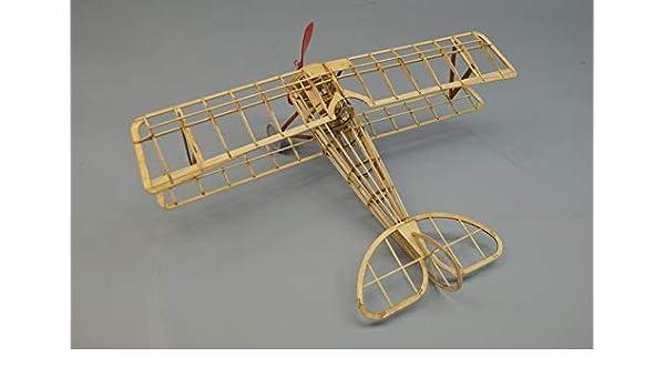 Dumas NEIUPORT 27 Kit 242 Wingspan 444mm: Amazon.es: Juguetes y juegos