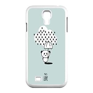 Custom Cute panda Protective Case, DIY Cute panda Cover for Samsung Galaxy S4 I9500