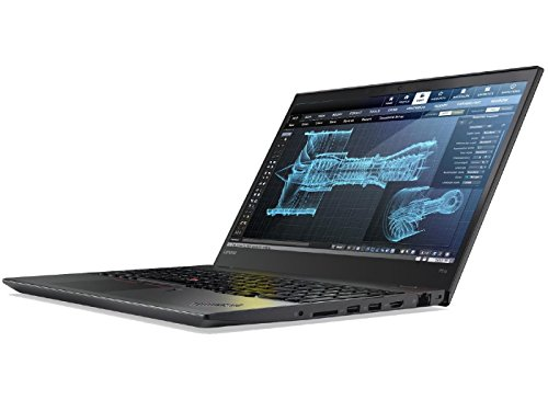 Lenovo ThinkPad P51s Mobile Workstation Laptop, Windows 7 Pro, Core i7-7500U, 32GB RAM, 500GB SSD, 15.6