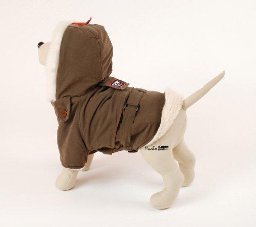 Detachable Girth Ring (PetEgo Dogrich Siberian Coat - Dog Coat Size 20 Dog Jacket)