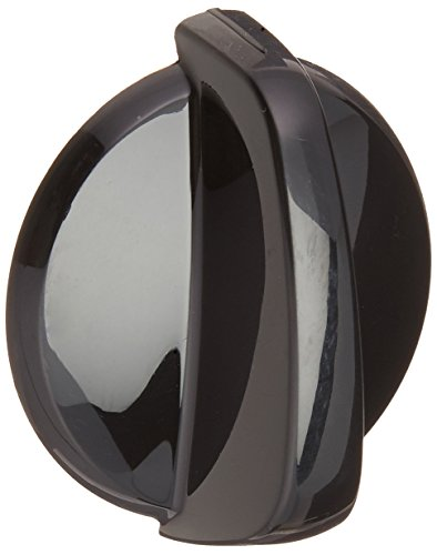 GE Part Number WB03T10281 KNOB INFINITE (BK) - Infinite Knob