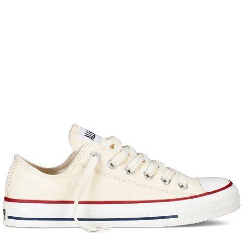 CONVERSE Chuck Taylor All Star Seasonal Ox, Unisex-Erwachsene Sneakers, Beige (Natural White / Unblecach White), 50 EU